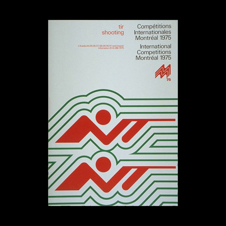 1976 Montreal Olympics Test Event Posters