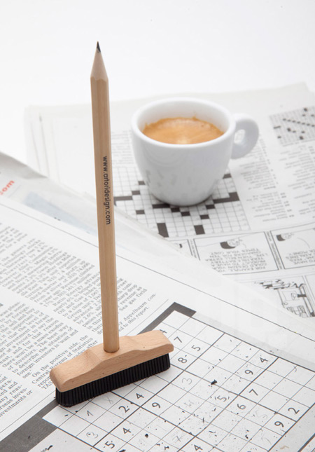 Handy pencil accessories by Artori Design
