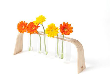 Bamboo furniture by Naoki Hirakoso