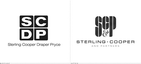 Sterling Cooper and Partners logo