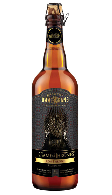 Game of Thrones brew by Ommegang