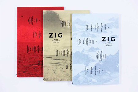 Zig Zag by Valentin Robinet