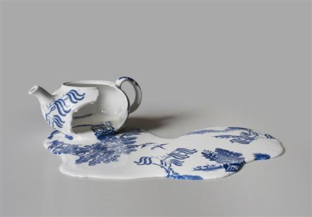 Melting Ceramics by Livia Marin