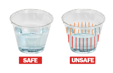 DrinkSavvy: a technology to detect drug in your glass