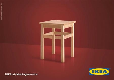 Skit Happens ad campaign for IKEA