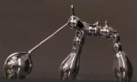3D printing with liquid metal