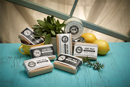 Bar soaps packaging