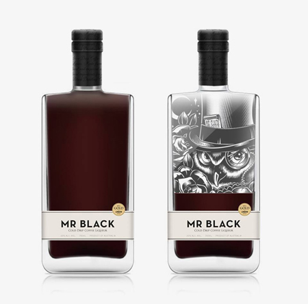 Mr Black cold drip coffee liquor
