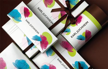 Packaging for Karl Juchheim