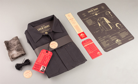 Red Kap packaging