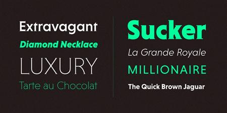 Typographic inspiration for the week-end