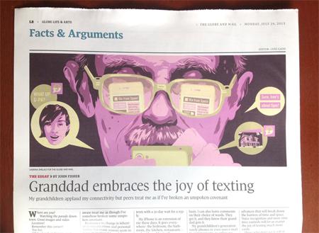GlobeandMail-Texting2