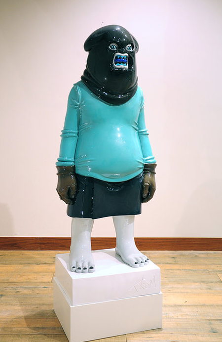 Takahiro Komuro Sculptures