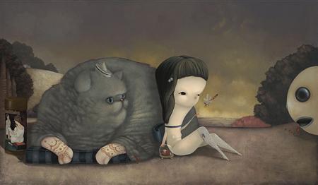 Paintings by Lola