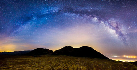 Astrophotography of Michael Shainblum