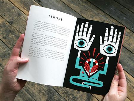 Illustration book by Ben Newman