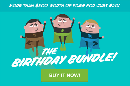 Two amazing design bundles