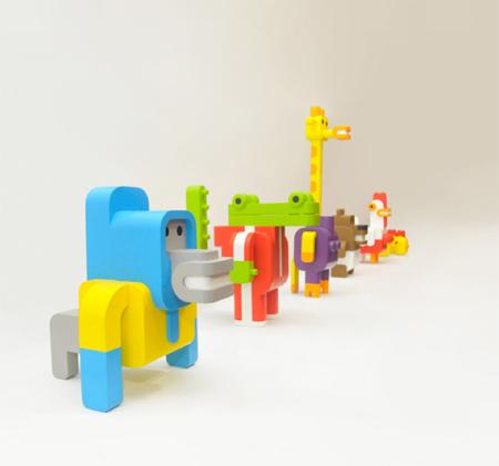 Minimal Toys
