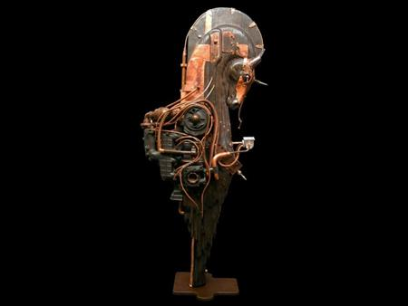 Amazing sculptures by Pierre Matter