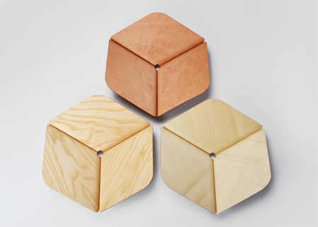 Poly Bowls by Martin Zampach