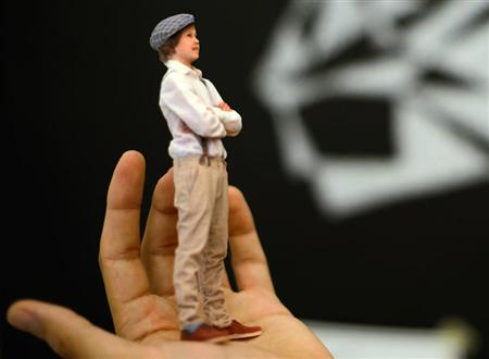 3D printed portrait figurines by twinkind