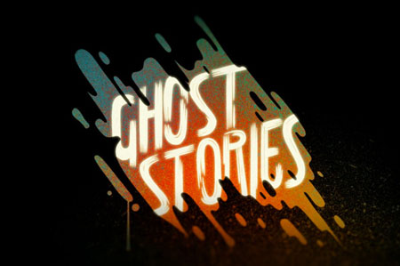 Ghost stories animation