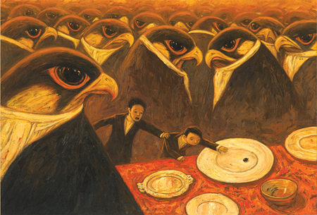 Illustrations by Shaun Tan