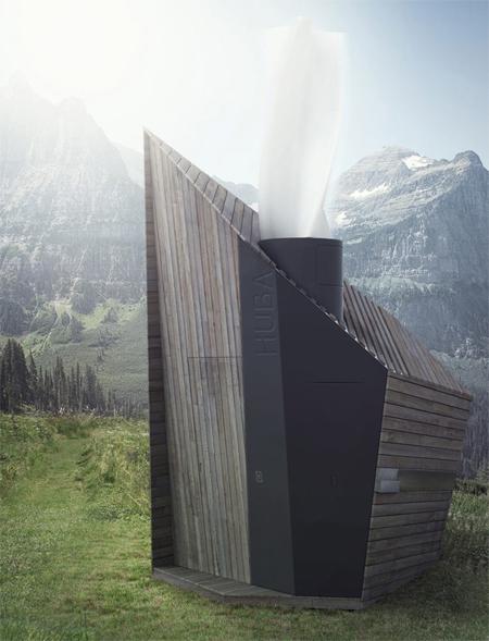 Huba mountain shelter