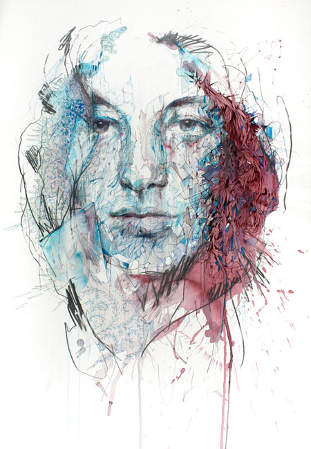 Illustrations by Carne Griffiths
