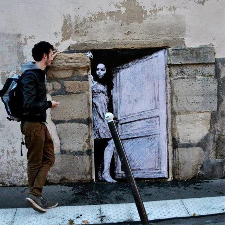 Beautiful examples of street art