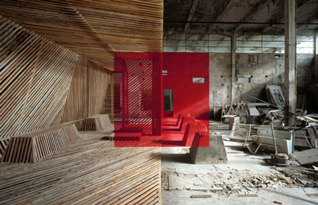Anamorphoses by Georges Rousse