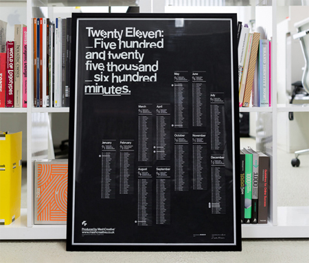Poster inspirations by Mash Creative