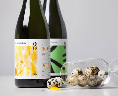 O|O Brewing packaging
