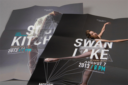 Motion theater identity
