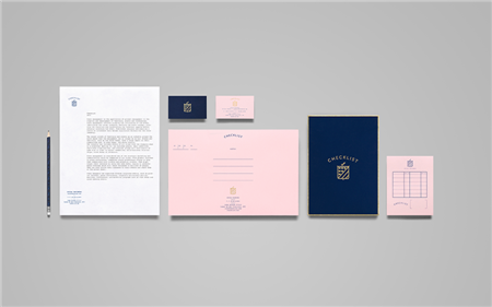 Corporate identity by Anagrama