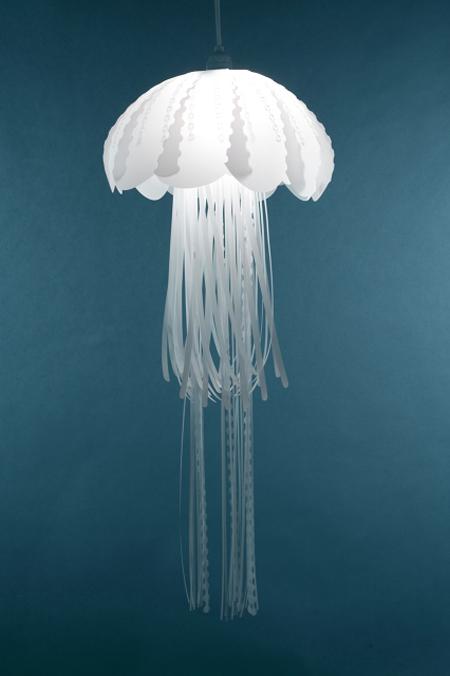 Medusae Lamps Design
