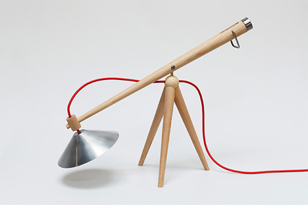 Control freak lamp