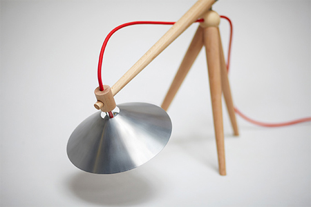 Control Freak Lamp Design