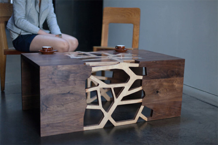Branching Table Design