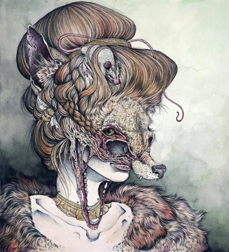 Featured illustrator: Caitlin Hackett