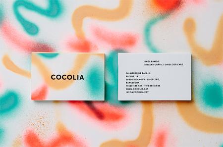 Cocolia branding
