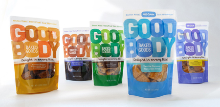 Boodbody baked goods packaging