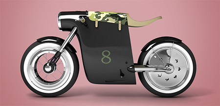 Monocasco e-Bike