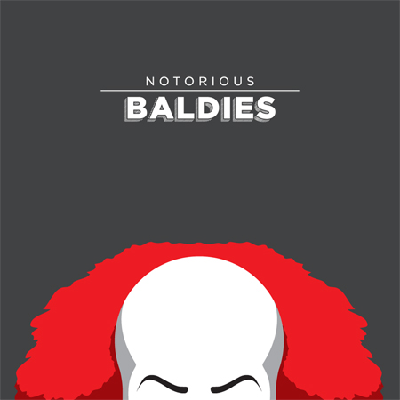 Notorious baldies