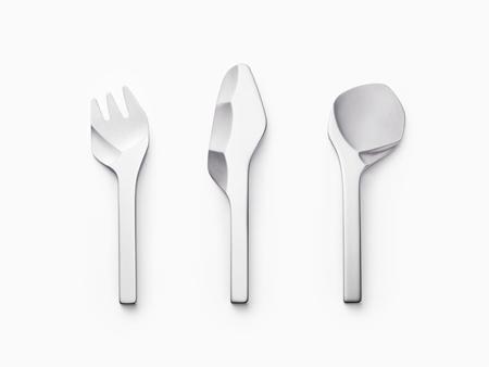 Nendo designs sekki cutlery