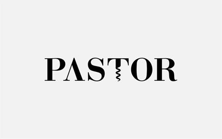 Pastor Winery branding