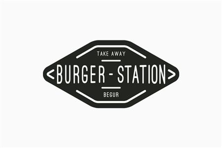 Burger station packaging