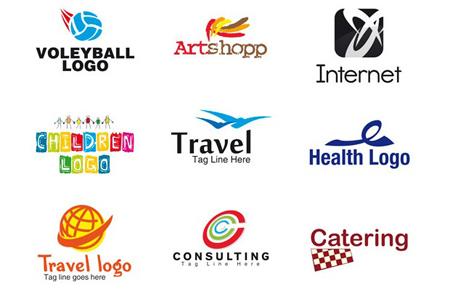 450-editable-logos