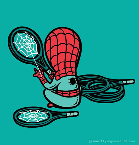 Superheroes part-time jobs