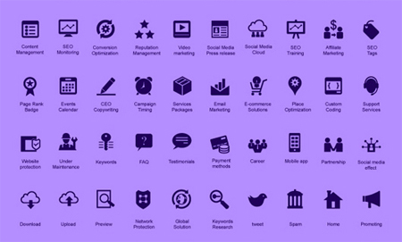 Modern-SEO-Icon-Pack
